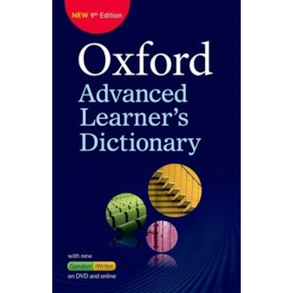 Oxford Advanced Learners Dictionary Paperback + DVD-ROM With online access by Oxford University Press (Mixed media product, 2015)