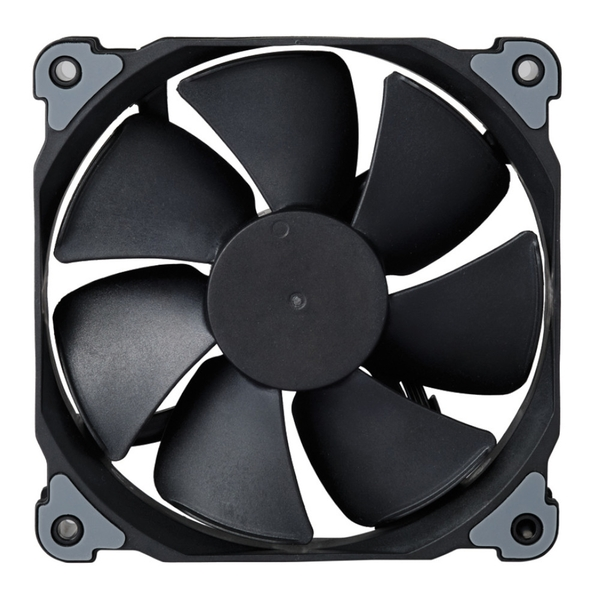 Phanteks PH-F120MP 120mm High Static Pressure 2200rpm PWM Fan - Black