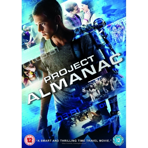 Project Almanac DVD