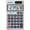 Casio SL300SV Pocket Calculator 8 Digit Display