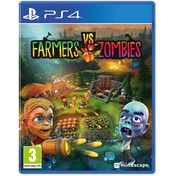 Farmers vs Zombies PS4 Game