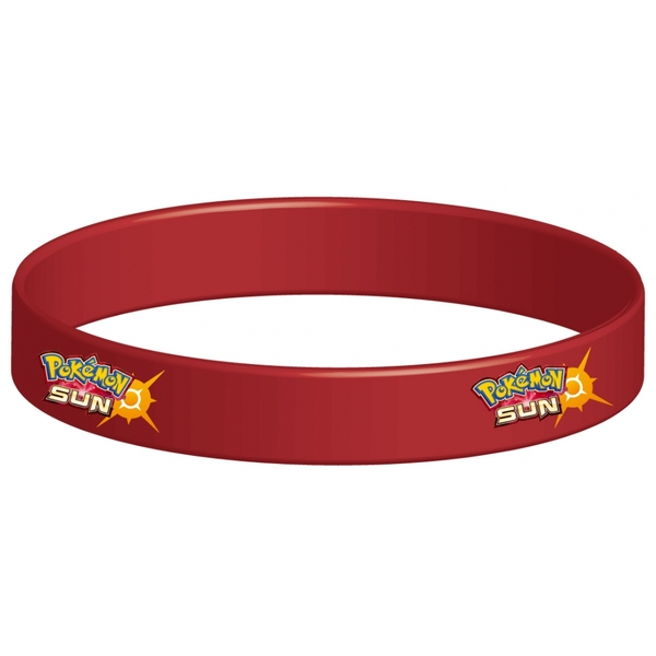Pokemon Sun 3DS Game + Wrist Band - Image 2