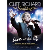 Cliff Richard The Soulicious Tour DVD
