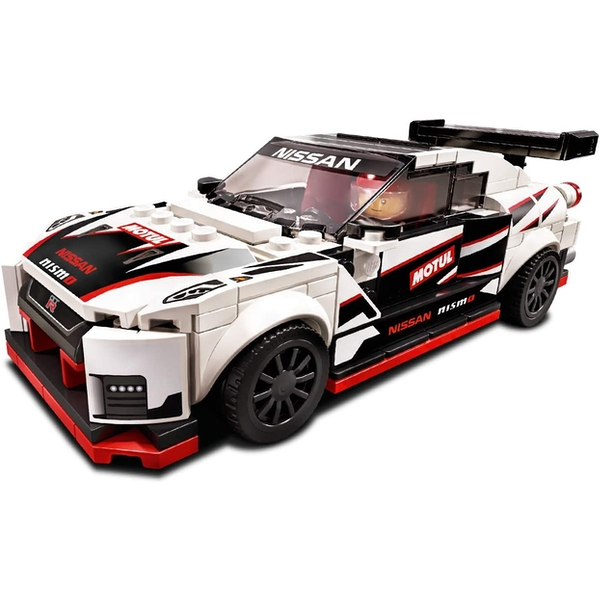 Lego Speed Champions Nissan GT-R NISMO Construction Set