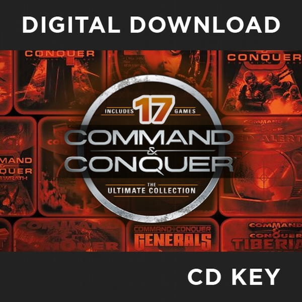 command and conquer generals serial code