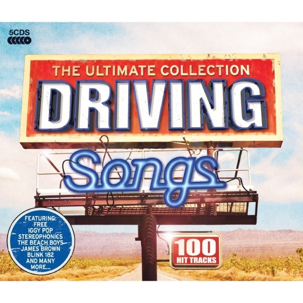 Driving Songs - The Ultimate Collection CD