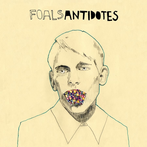Foals ‎- Antidotes Cassette