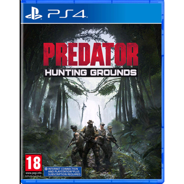 Predator Hunting Grounds PS4 Game - Image 1