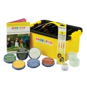 Snazaroo Facepaint Starter Mini Kit