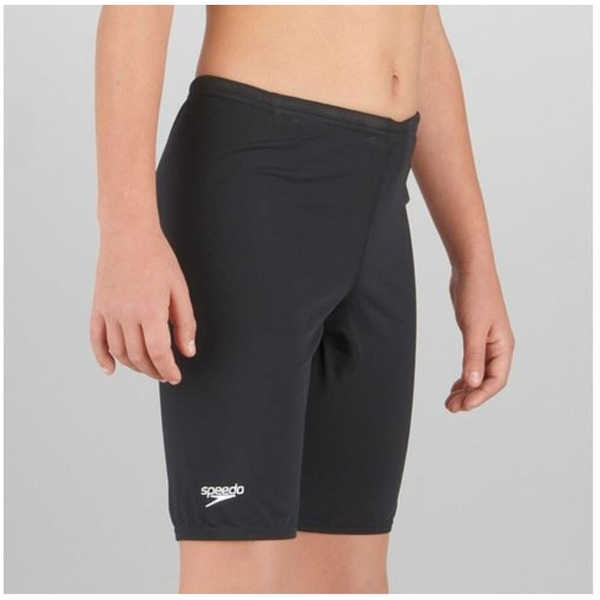 Speedo Boys End Jammer Black 24 inch