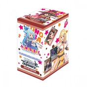Weiss Schwarz TCG: KONOSUBA - God's blessing on this wonderful world! Booster Box (20 Packs)