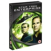 Star Trek Enterprise Complete Series 4 DVD