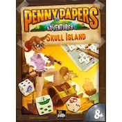 Penny Papers Adventures: The Skull Island Board Game