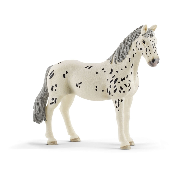 Schleich Horse Club - Knabstrupper Mare Figure