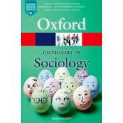 A Dictionary of Sociology by John Scott (Paperback, 2014)