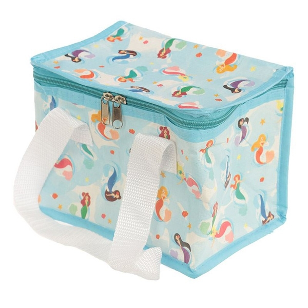 Mermaid Design Lunch Box Cool Bag