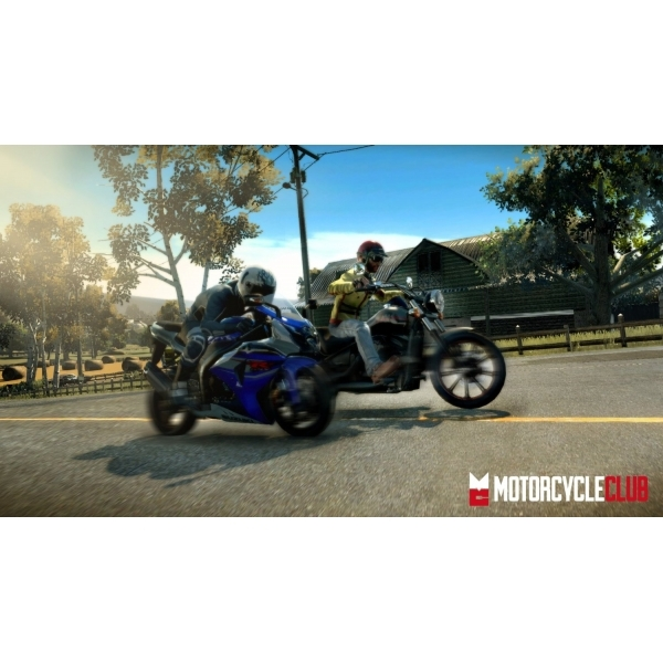 Motorcycle Club PC Game - Image 5