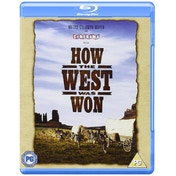 How The West Was Won Blu-ray 2-Disc Set