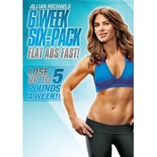 Jillian Michaels 6 Week Six-Pack DVD