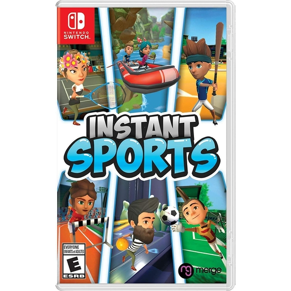 Instant Sports Nintendo Switch Game