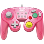 Peach Super Smash Bros Hori Switch Gamepad