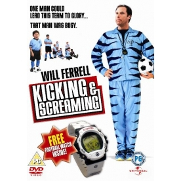 Kicking And Screaming DVD