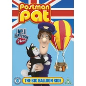 Postman Pat: The Big Ballon Ride DVD