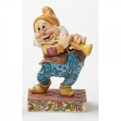 Disney Traditions Snow White Cheerful Note Happy Figurine
