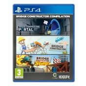 Bridge Constructor Compilation PS4 Game