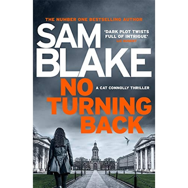 No Turning Back The new thriller from the #1 bestselling author Paperback / softback 2018
