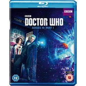 Doctor Who - Series 10 Part 1  Blu-ray