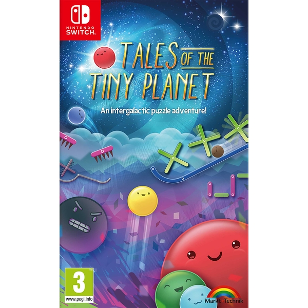 Tales of the Tiny Planet Nintendo Switch Game