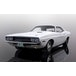 Dodge Challenger 1970 White 1:32 Scalextric Classic Street Car - Image 2