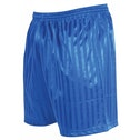Precision Striped Continental Football Shorts 38-40 inch Royal Blue