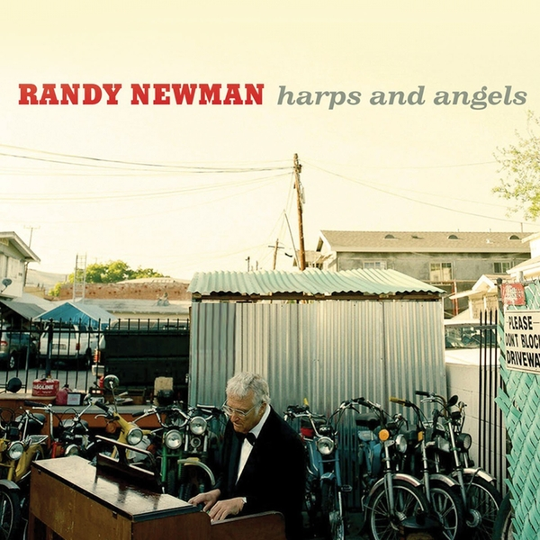 Randy Newman - Harps And Angels Vinyl