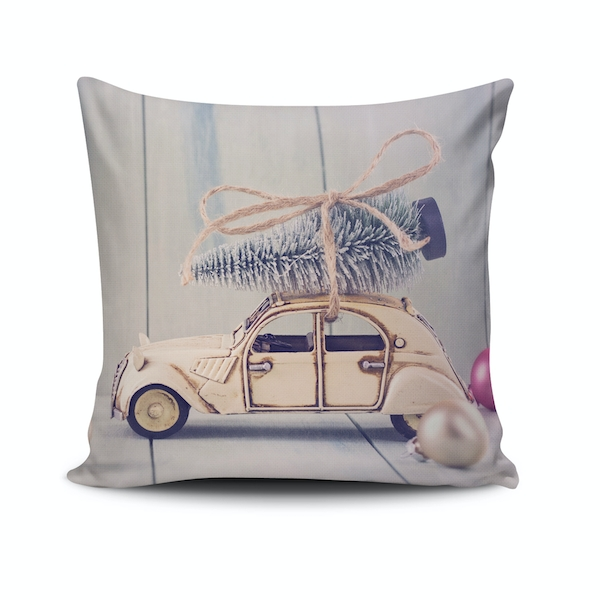 NKLF-238 Multicolor Cushion Cover