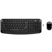 HP 300 Wireless Keyboard and Mouse Bundle