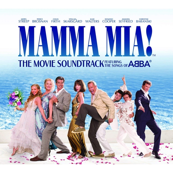 Mamma Mia! Soundtrack Vinyl