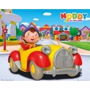 Noddy Solo Mini Poster