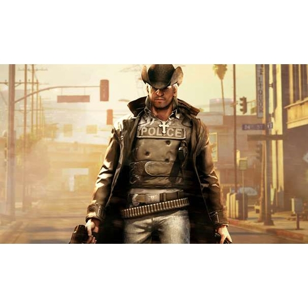 Call of Juarez The Cartel Game Xbox 360 - Image 3