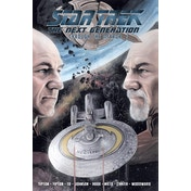 STAR TREK TNG THROUGH THE MIRROR TP Paperback