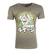 Nintendo - Luigi Men's Small T-Shirt - Green