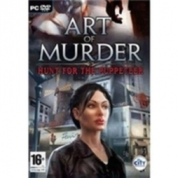 Art Of Murder Game PC