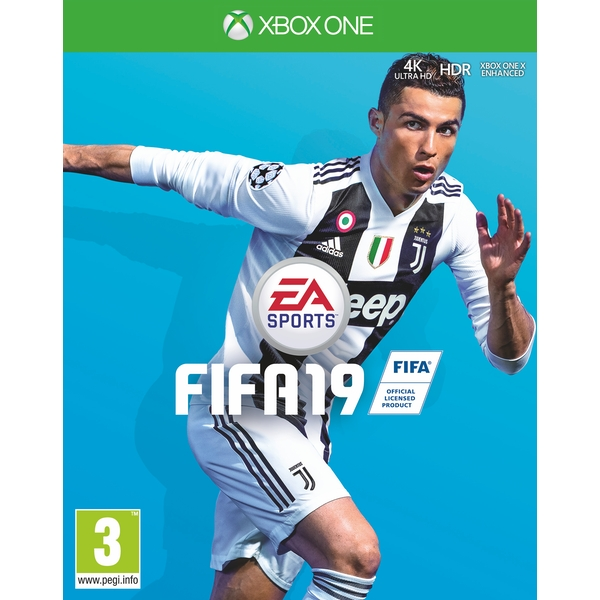 FIFA 19 Xbox One Game - Image 1