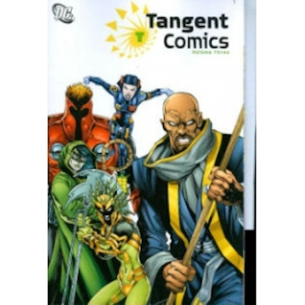 Tangent Comics TP Vol 03