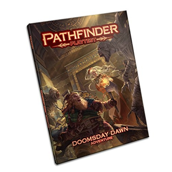 Pathfinder Playtest Adventure: Doomsday Dawn  Paperback / softback 2018