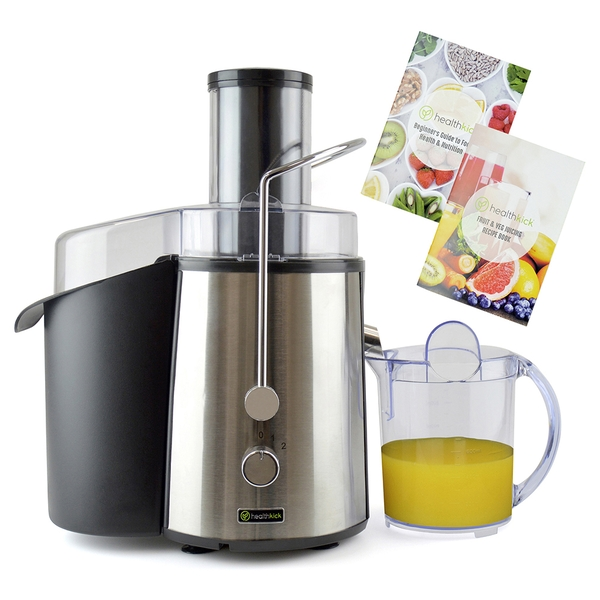 Health Kick 850w Fruit & Veg Juice Extractor UK Plug