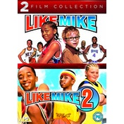 Like Mike / Like Mike 2: Street Ball Double Pack DVD