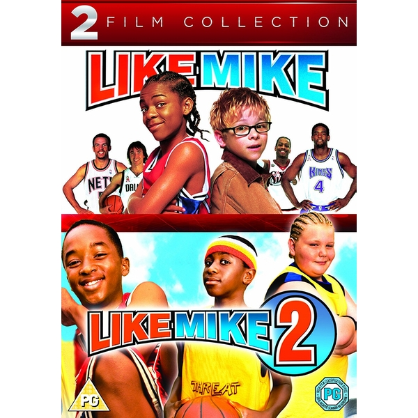 like mike like mike 2 street ball double pack dvd