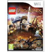 (Pre-Owned) Lego Lord Of The Rings Game Wii Used - Like New